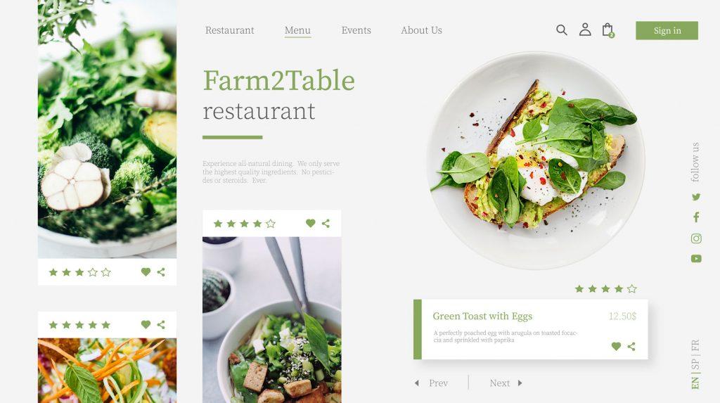 Farm2Table-Restaurant